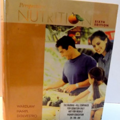 PERSPECTIVES IN NUTRITION by GORDON M. WARDLAW...ROBERT A. DISILVESTRO, SIXTH EDITION, 2004