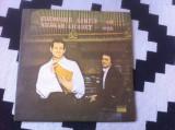 Gheorghe Zamfir nai Nicolae Licaret orga disc vinyl lp muzica populara folclor, VINIL, electrecord