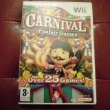 Carnival Funfair Games, pentru Wii, original, PAL, alte sute de jocuri