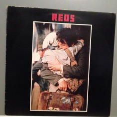 REDS - Soundtrack (DAVE GRUSIN) - (1981/CBS REC/HOLLAND) - Vinil/IMPECABIL(NM) - Muzica soundtrack Columbia