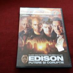 DVD FILM EDISON - Film actiune Altele, Romana
