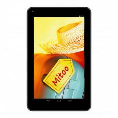 Tableta Mitoo i9 cu procesor Dual Core Cortex A7 1.3-1.5GHz, 9 inch, 512 MB RAM, 4 GB, Wi-Fi, Android 4.4.2