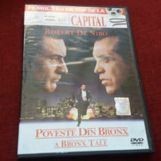 DVD FILM POVESTE DIN BRONX - Film drama, Romana