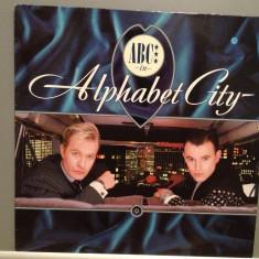 ABC - ALPHABET CITY (1987/PHONOGRAM REC/RFG) - Vinil/POP/IMPECABIL(NM-) - Muzica Pop universal records