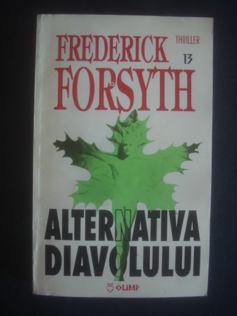 FREDERICK FORSYTH - ALTERNATIVA DIAVOLULUI