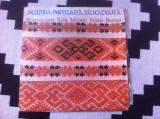 muzica populara banateana disc vinyl lp compilatie folclor din banat electrecord