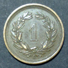 Elvetia 1 rappen 1921, Europa