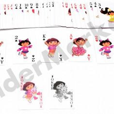 Carti de joc pentru copii - imprimeu Dora the Explorer - Colectii