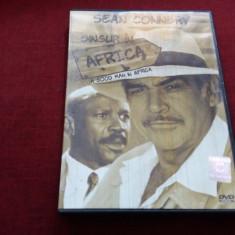DVD FILM SINGUR IN AFRICA - Film actiune, Romana
