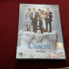 DVD FILM   CUSCRII, Romana