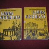 Limba Germana Curs Practic - Emilia Savin, Ioan Lazarescu -2 vol. (1992) - Curs Limba Germana