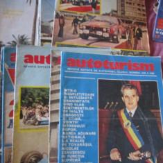 Reviste auto lot 18 numere comunism - Revista auto