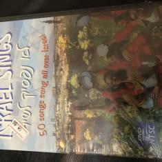 DVD cu cântece -Israel