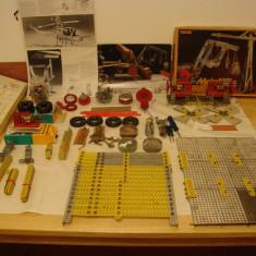 TRIX jucarie constructie metalica - Masinuta