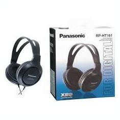 Căşti Panasonic RP-HT161E-K - Casca PC