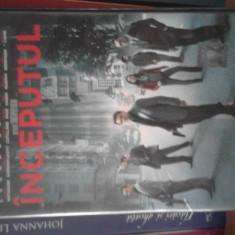 DVD Inceputul - Film SF warner bros. pictures, Romana