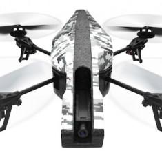 Drona Parrot AR.Drone 2.0 Elite Edition - Snow, Filmare HD, Wi-Fi, USB