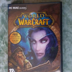 World of warcraft free 10 day GUEST PASS, PC-MAC CD ROM - Joc PC, Role playing, 16+