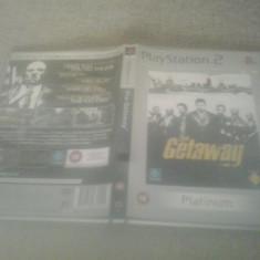 The Getaway PLATINUM - JOC PS2 - Jocuri PS2, Actiune, 18+, Single player
