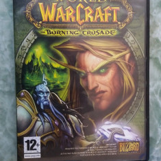 World of warcraft BURNING CRUSADE - Joc PC, Role playing, 16+