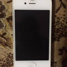 iPhone 4s Apple Alb 16GB, Neblocat