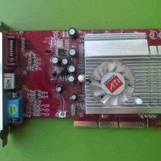 Placa Video Ati Radeon 9200 256MB 128biti AGP - Placa video PC ATI Technologies