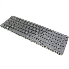Tastatura laptop HP Compaq Envy M6-1000 cu rama layout UK
