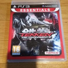 PS3 Tekken tag tournament 2 Essentials 3D compatible - joc original by WADDER - Jocuri PS3 Namco Bandai Games, Sporturi, 16+, Multiplayer