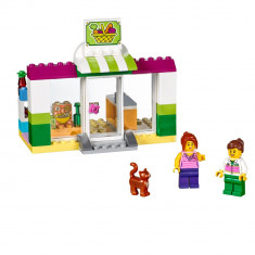 LEGO® Juniors Valiză Supermarket 10684
