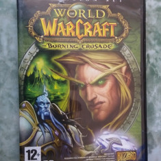 World of warcraft BURNING CRUSADE - Joc PC, Role playing, 16+