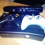 Xbox 360 Microsoft + kinect+contralere+fool modare