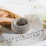Inel Tiffany argint 100% tip pandora - Inel argint