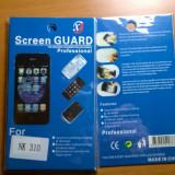 Folie protectie Nokia asha 310, Nokia Asha 311, Anti zgariere, A+