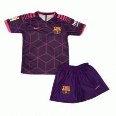 Echipament copii BARCELONA, 10 MESSI, 4-16 ANI - Set echipament fotbal, Marime: YXXL, YXL, YS