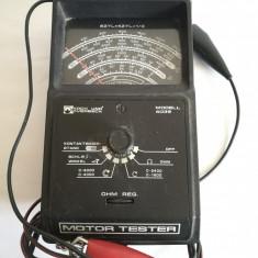 Multimetru analog / aparat masura Motor tester model 4038 - Multimetre