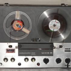 Magnetofon UHER VARIOCORD 263 stereo