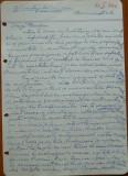 Scrisoare olografa Petru Groza catre C-tin Bucsan , fost ministru , 1943