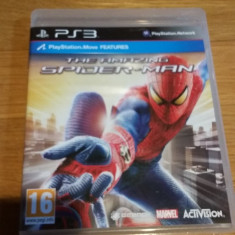 PS3 The amazing Spider-man - joc original by WADDER - Jocuri PS3 Activision, Actiune, 16+, Single player