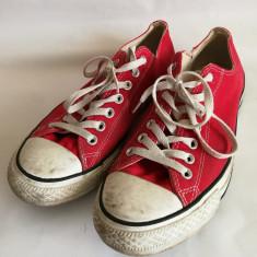 Tenesi panza marca Converse All Star mar.43 - Adidasi barbati Converse, Marime: 40, Culoare: Bleu, Textil