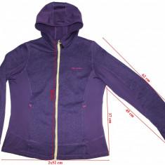 Bluza cu gluga Kilimanjaro, dama, marimea 44 (L-XL) - Imbracaminte outdoor Kilimanjaro, Marime: L, Hanorace, Femei