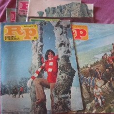 Reviste romania pitoreasca 6 numere comuniste - Revista casa