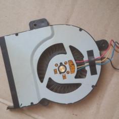 Ventilator Asus K55 X55a K55a K55x K55vm X55c K55c F55a x55 ca NOU si ORIGINAL