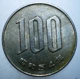 7.285 JAPONIA 100 YEN 54/1979, Asia, Cupru-Nichel