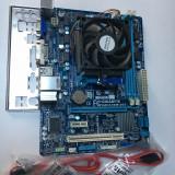 KIT Placa baza FM1 Gigabyte Ga-A75M-DS2 + Quad Core A6 3650 + Cooler
