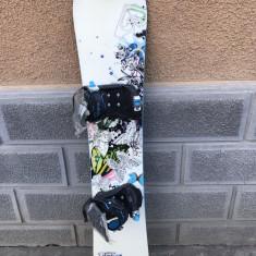 Placa snowboard noua Roxy SILHOUETTE (BUTTERFLY) 150cm - Placi snowboard