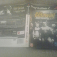 The Getaway Black Monday - JOC PS2 - Jocuri PS2, Actiune, 18+, Single player