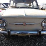 Autoturism epoca Fiat 850 originala fara rugina, An Fabricatie: 1950, Benzina, 15000 km, 990 cmc