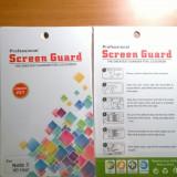 Folie protectie Samsung Note 3, Samsung Galaxy Note 3, Anti zgariere, 3M