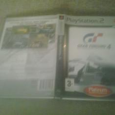 Gran Turismo 4 PLATINUM - PS2 PlayStation 2 [B] - Jocuri PS2, Curse auto-moto, 3+, Multiplayer