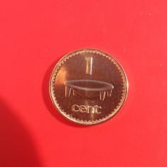 1 cent 2006-FIJI-UNC-in realitate arata bine. NOU, Australia si Oceania